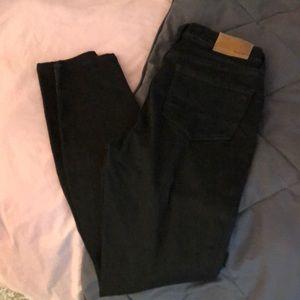 NWOT Black Madewell roadtripper jeans size 26